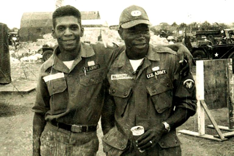 melvin_morris_and_a_fellow_soldier_take_time_to_pose_for_a_photo_taken_in_south_vietnam